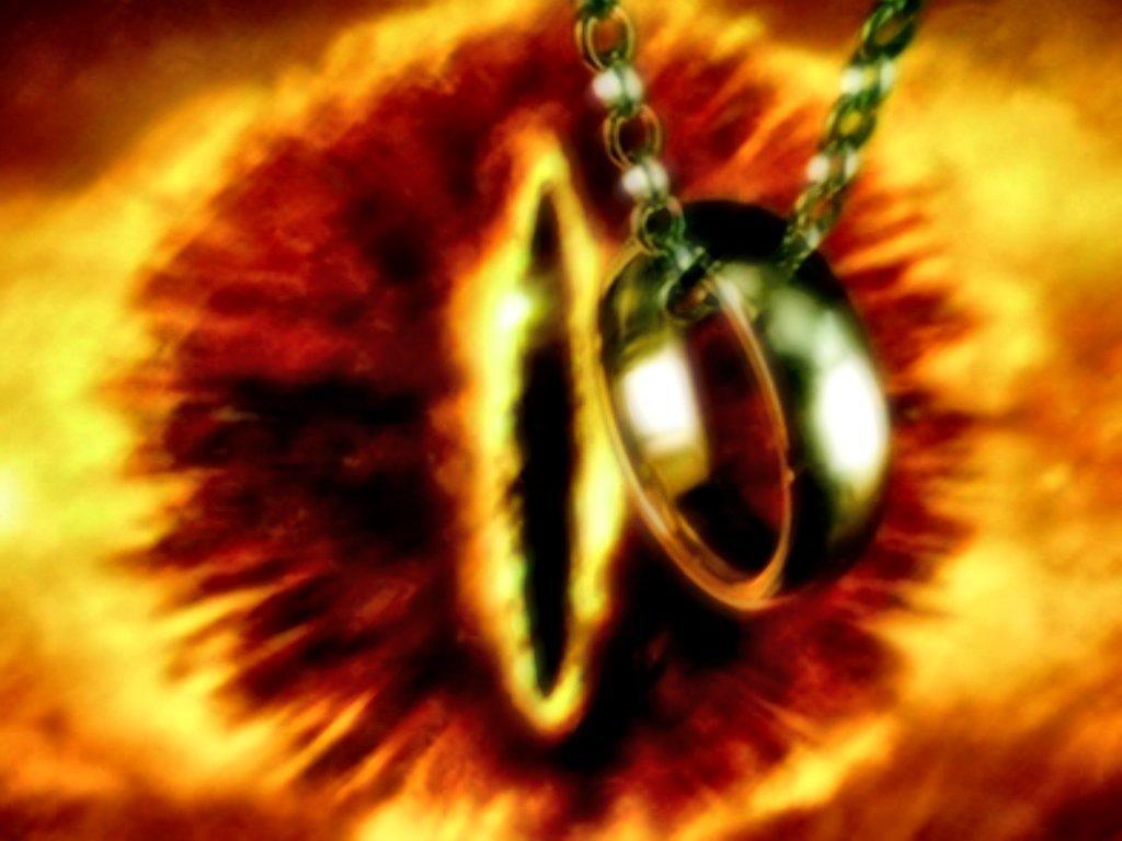 Sauron El Señor De Los Anillos Fondo De Pantalla 3068217