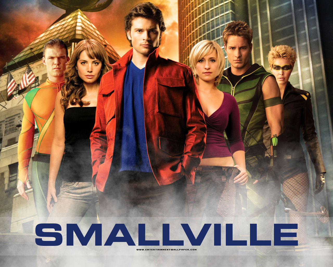 smallville smallville wallpaper 3036511 fanpop