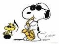 Snoopy &amp; Woodstock - peanuts wallpaper