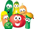 Some of the veggies - veggie-tales photo