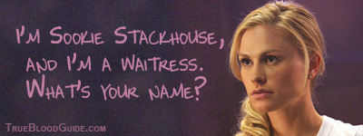 Sookie StackHouse मंच Banner