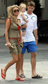 Steven Gerrard's wife - wags photo