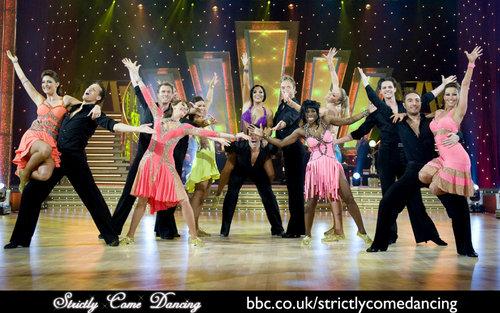 Strictly Come Dancing fonds d'écran
