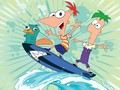 Surf's up, Phineas and Ferb - phineas-and-ferb wallpaper