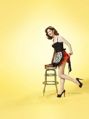 Desperate Housewives wallpaper entitled TVGuide Outtakes (Dana Delaney)