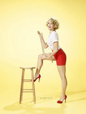 Desperate Housewives wallpaper entitled TVGuide Outtakes (Felicity Huffman)