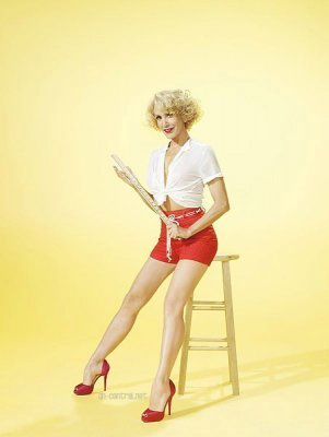 desperate housewives wallpaper called TVGuide Outtakes (Felicity Huffman)