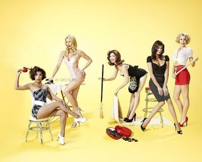 Desperate Housewives wallpaper called TVGuide Outtakes (The Cast)