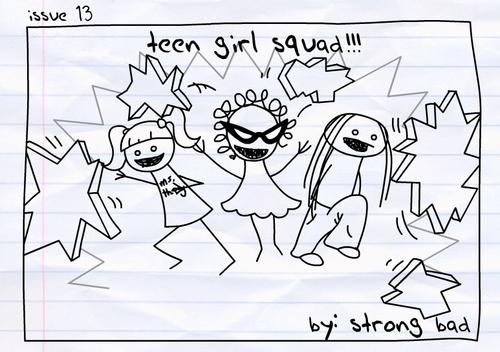 Teen Girl Squad