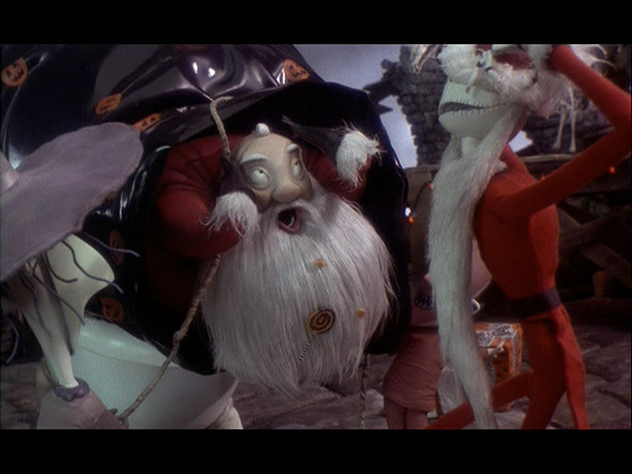 Nightmare before christmas full movie part 1 : In plain sight season ...