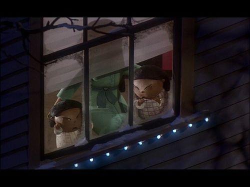 Đêm kinh hoàng trước Giáng sinh hình nền with a holding cell and a revolving door called The Nightmare Before giáng sinh