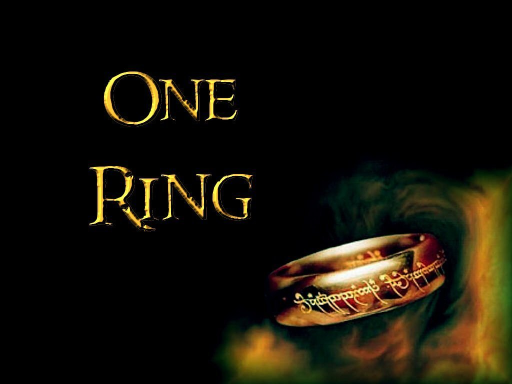 The One Ring of Power