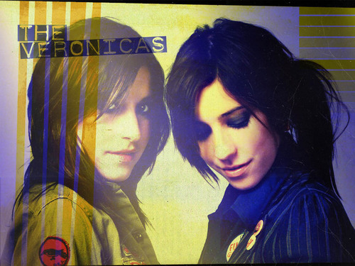 The Veronicas wallpaper possibly containing anime called The Veronicas
