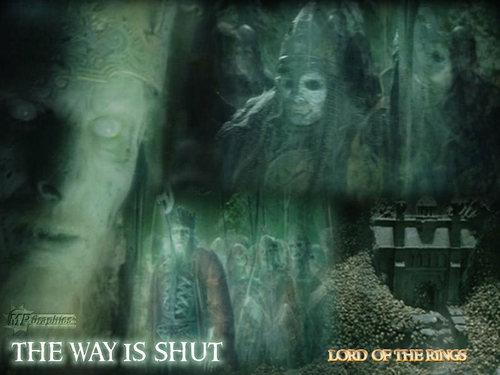 The Way Is Shut