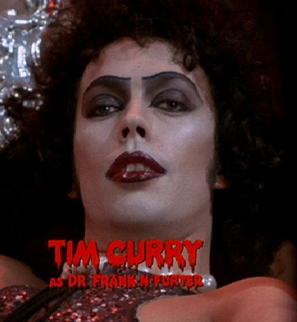 Tim Curry Frank N Furter