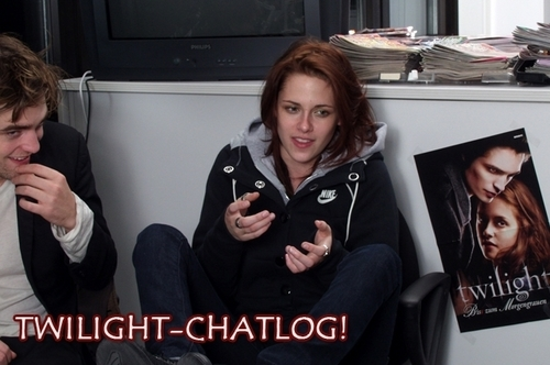 Twilight Chatlog w/ Bravo