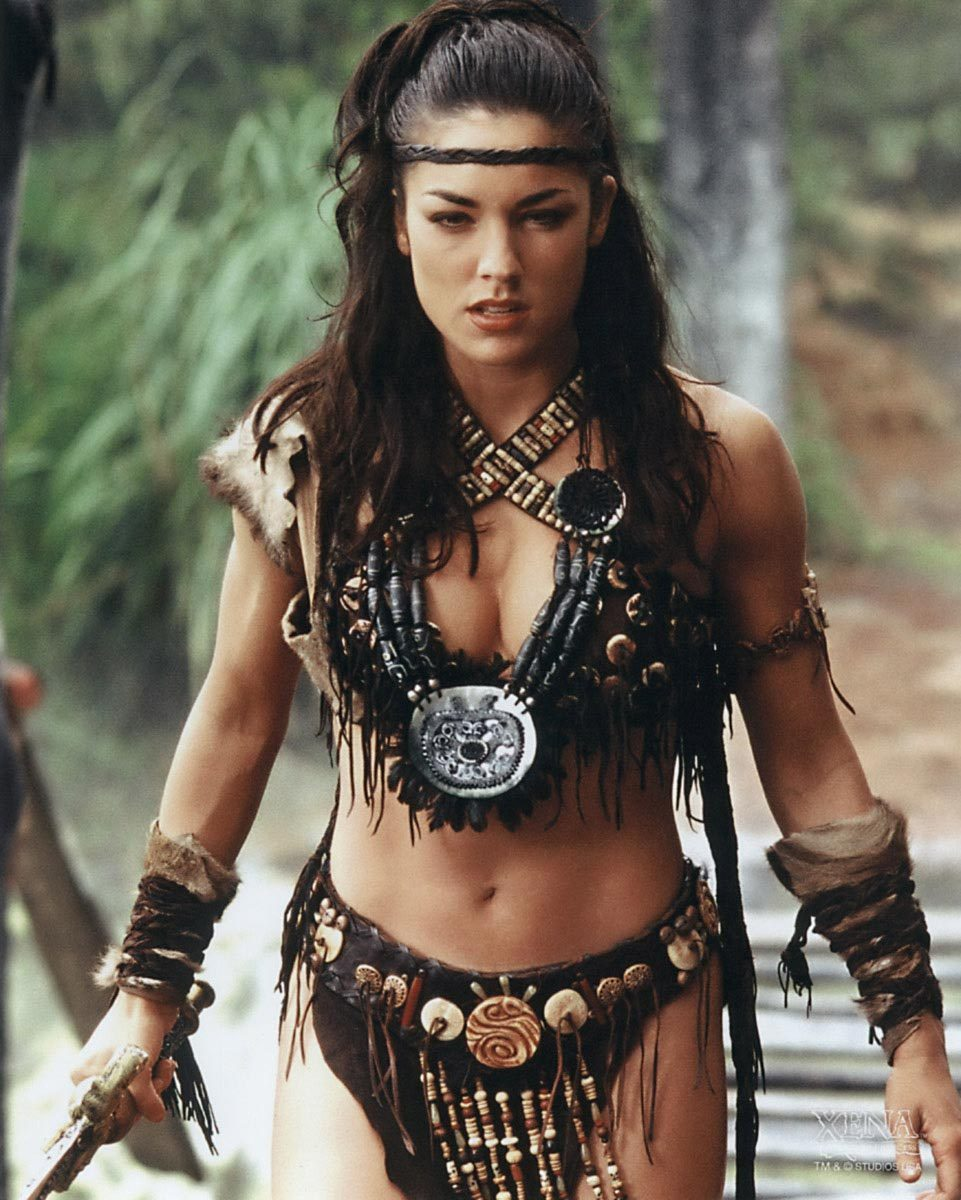 Xena: warrior princess topless erotica videos