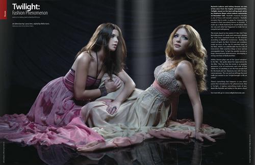 Victoria/Rachelle