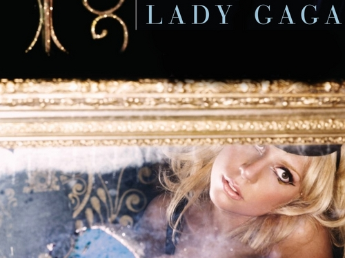 Lady Gaga wallpaper possibly with a sign titled Wallpaper