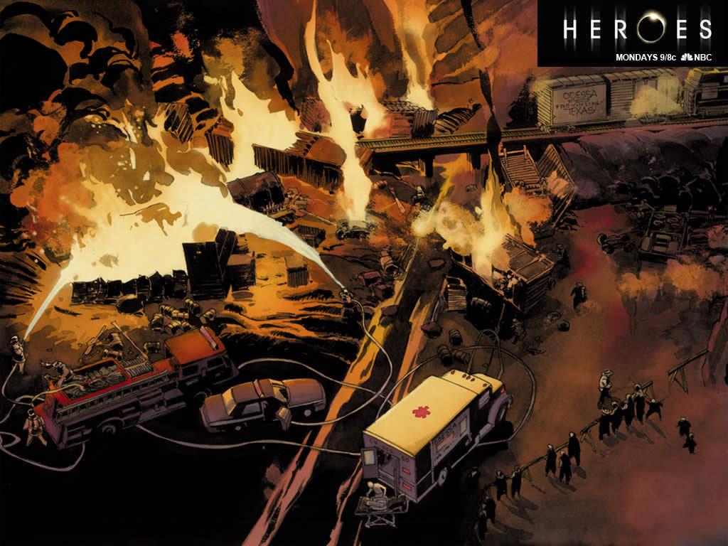 heroes s3 wallpaper - photo #21