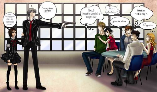 Zero & The Cullens