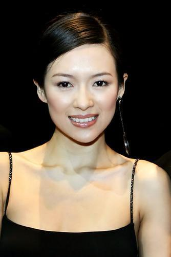 ziyi zhang coldplay