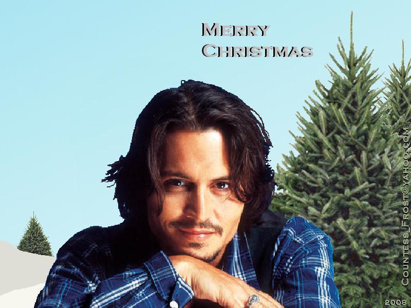 Johnny Depp: Johnny Depp Christmas