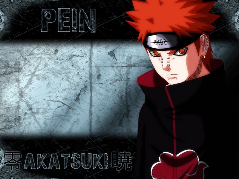 Akatsuki Leaderpain Pein Wallpaper 3023596 Fanpop