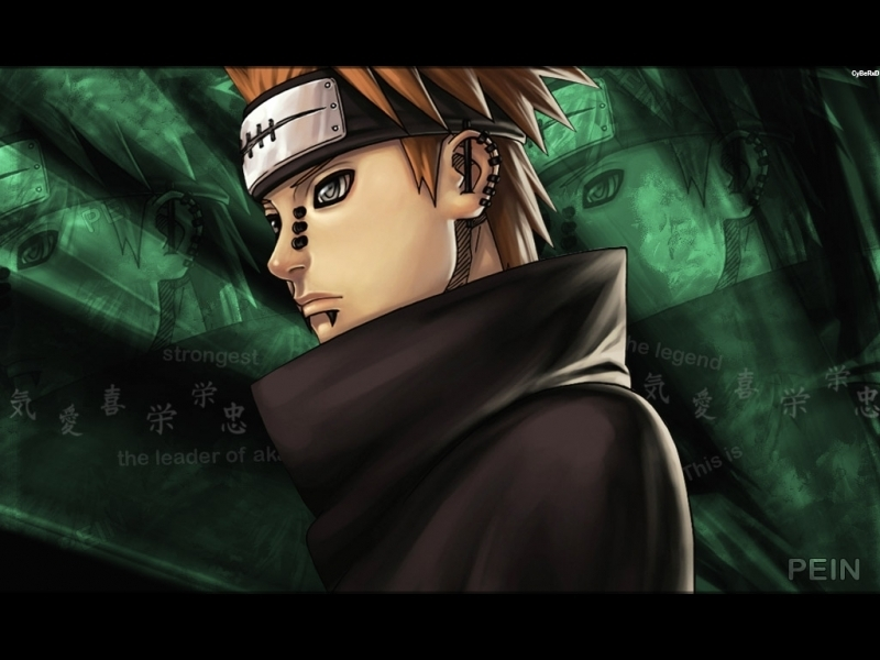 akatsuki leader...pain - Pein Wallpaper (3023607) - Fanpop