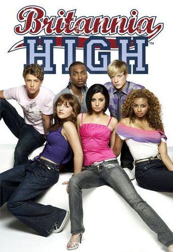 britannia high gang