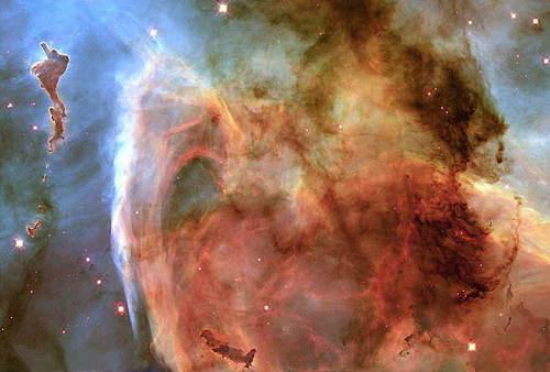 eta carinae in Carina