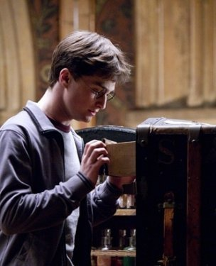 harry potter and the 1/2 blood prince