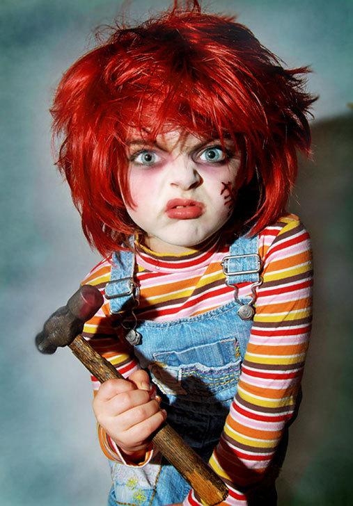 Cute Chucky