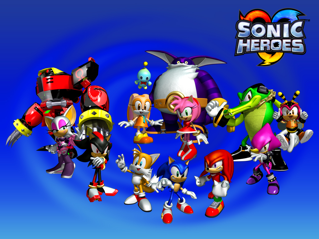 [Top 10] Os 10 Melhores Jogos do Sonic Sonic-heroes-sonic-heroes-3096718-1024-768