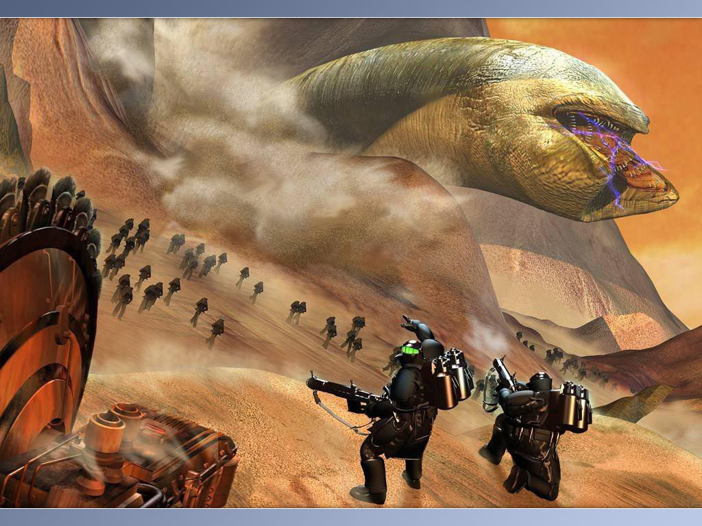 Dune Images Worm HD Wallpaper And Background Photos