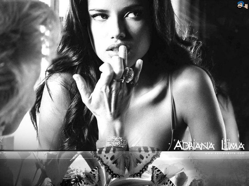victoria secret adriana lima wallpaper. Adriana Lima - Victoria#39;s