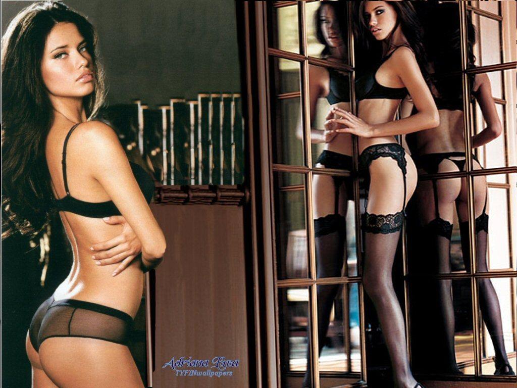 Adriana Lima - Victoria's Secret 1024x768 800x600