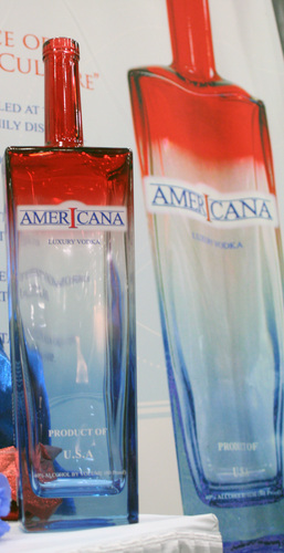 Americana Luxury vodka