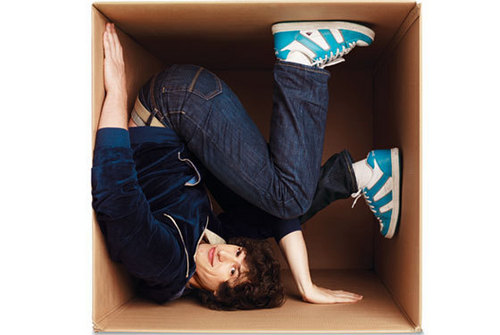 Andy in a Box ;)