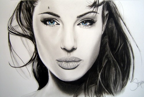 Angie drawings*