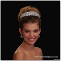 AnnaLynne modeling for Bridal