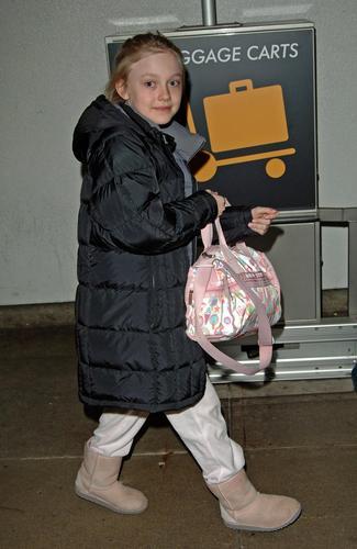 Arriving at LAX from Atlanta (April 2006)