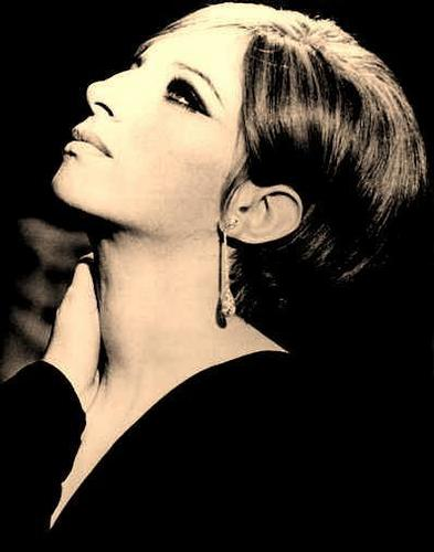Barbra Streisand 바탕화면 with a portrait called Barbra Streisand