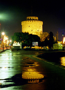 Bautiful Thessaloniki
