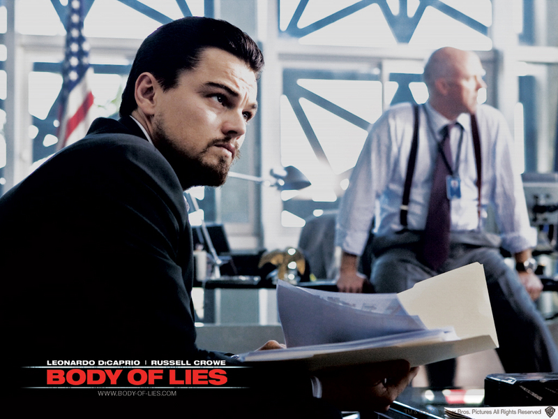 leonardo dicaprio wallpaper. Body of Lies Wallpaper