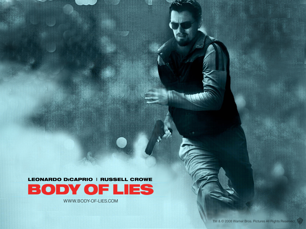 Body of Lies Wallpaper - Leonardo DiCaprio Wallpaper ...