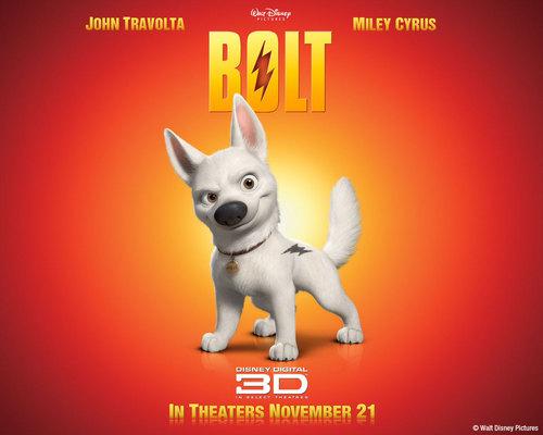 Bolt Solo پیپر وال
