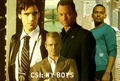 Boys - csi-ny fan art