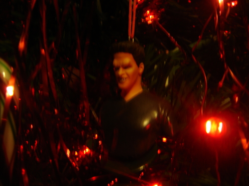 Buffy درخت - Angelus