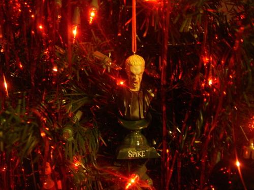 Buffy বৃক্ষ - Vamp Spike